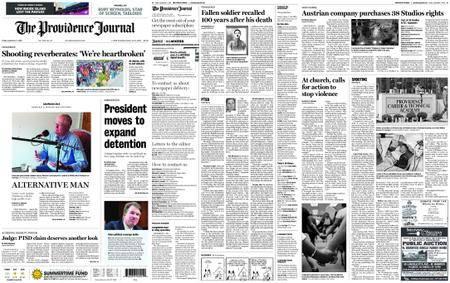 The Providence Journal – September 07, 2018