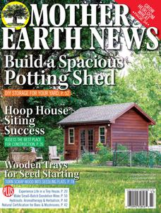Mother Earth News - February/March 2021