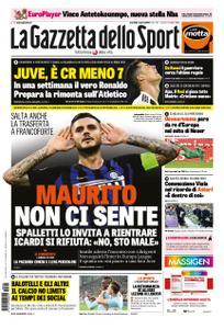 La Gazzetta dello Sport Roma – 05 marzo 2019