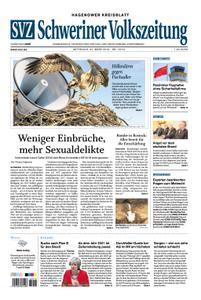 Schweriner Volkszeitung Hagenower Kreisblatt - 27. März 2019