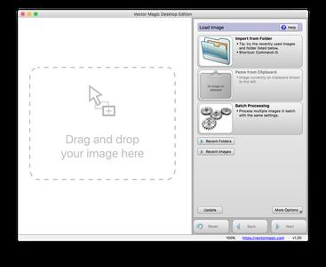 Vector Magic Desktop Edition 1.20 (+fix for macOS 10.12)