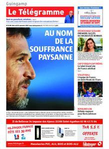 Le Télégramme Guingamp – 25 septembre 2019