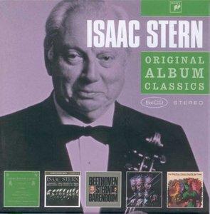 Original Album Classics: Isaac Stern (2009) [5CD Box Set, Sony 88697561722]