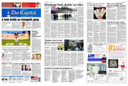 The Capital – October 23, 2018
