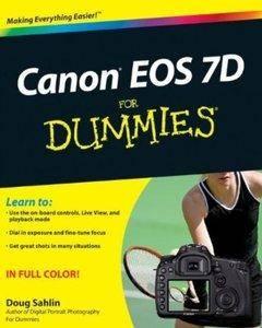 Canon EOS 7D For Dummies (repost)