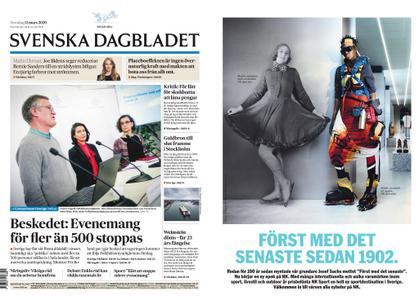 Svenska Dagbladet – 12 mars 2020
