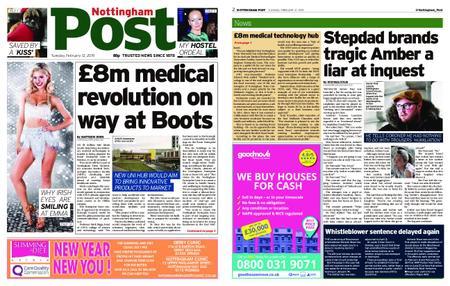 Nottingham Post – February 12, 2019
