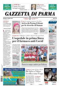 Gazzetta di Parma - 13 Giugno 2021