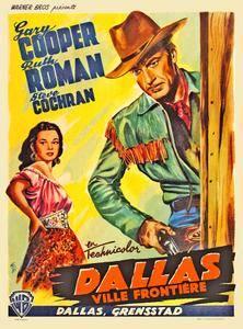 Dallas / Даллас (1950)
