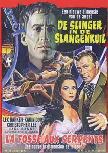 The Torture Chamber of Dr. Sadism (1967) Die Schlangengrube und das Pendel