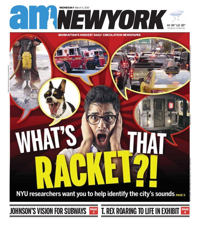 AM New York - March 06, 2019