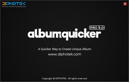 Album Quicker PRO 5.0