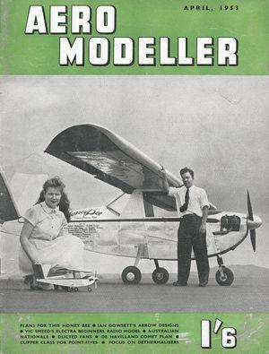 Aeromodeller Vol.19 No.4 (April 1953)