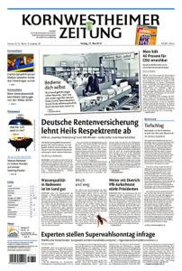 Kornwestheimer Zeitung - 31. Mai 2019