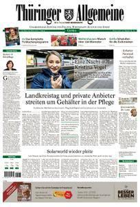 Thüringer Allgemeine Gotha - 29. März 2018
