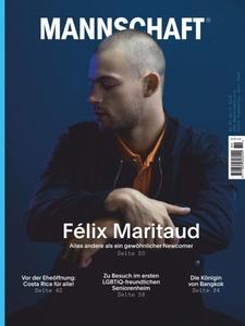Mannschaft Magazin - April 2019
