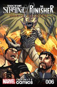 Doctor Strange - The Punisher - Magic Bullets Infinite Comic 006 2017 digital Son of Ultron-Empire