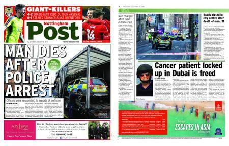 Nottingham Post – January 08, 2018