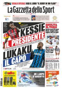 La Gazzetta dello Sport – 20 febbraio 2021