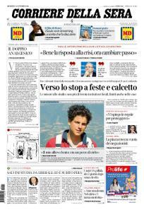 Corriere della Sera – 11 ottobre 2020