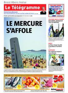 Le Télégramme Brest Abers Iroise – 27 juin 2019