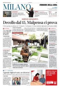 Corriere della Sera Milano – 11 giugno 2020