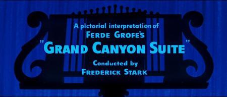 Walt Disney - Grand Canyon (1958)