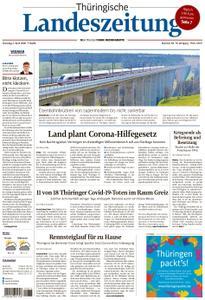 Thüringische Landeszeitung – 07. April 2020