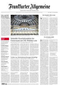Frankfurter Allgemeine Zeitung - 18 Dezember 2020