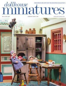 Dollhouse Miniatures - Issue 75 - May-June 2020