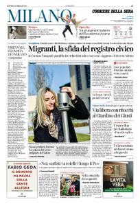Corriere della Sera Milano – 15 febbraio 2019