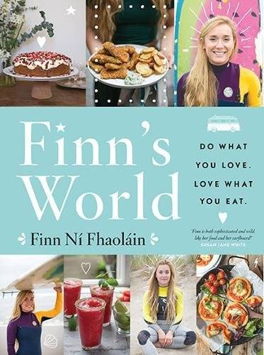 Finn's World: Do what you love Love what you eat