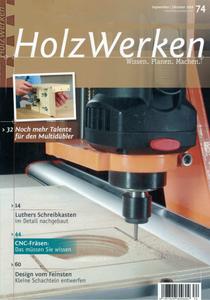 HolzWerken - September/Oktober 2018