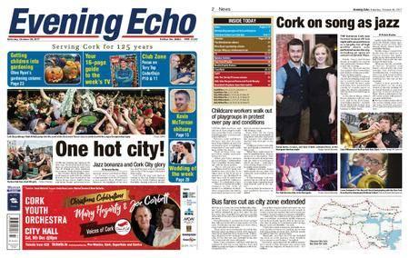 Evening Echo – October 28, 2017