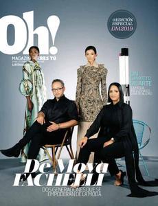 Oh! Magazine – 19 octubre 2019