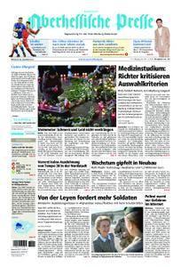Oberhessische Presse Hinterland - 20. Dezember 2017