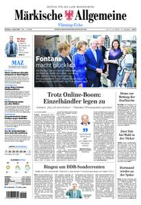 Märkische Allgemeine Fläming Echo - 01. April 2019