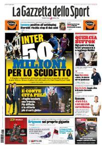 La Gazzetta dello Sport Roma – 18 dicembre 2019