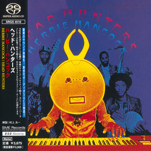 Herbie Hancock - Head Hunters (1973) [Japanese SACD Reissue 1999] PS3 ISO + Hi-Res FLAC