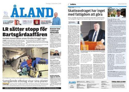 Ålandstidningen – 12 december 2018