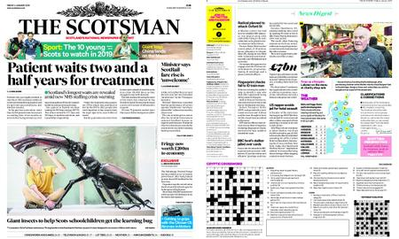 The Scotsman – January 04, 2019