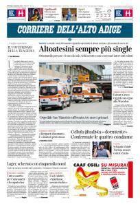 Corriere dell'Alto Adige - 15 Maggio 2018