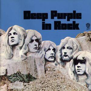 Deep Purple - Deep Purple In Rock (1970) [1990, Warner Bros CD 1877, Canada]