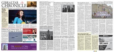 Gibraltar Chronicle – 11 January 2018