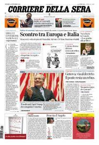 Corriere della Sera – 14 settembre 2018