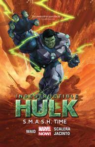 Indestructible Hulk Vol 3S M A S H Time 2014 digital TPB
