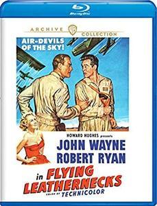 Flying Leathernecks (1951) [Remastered]