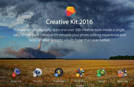 Macphun Creative Kit 2016 Collection (21.11.2016) MacOSX
