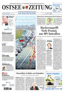 Ostsee Zeitung Wolgast - 05. Januar 2019