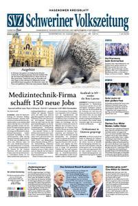 Schweriner Volkszeitung Hagenower Kreisblatt - 22. August 2019